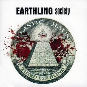 Earthling Society Plastic Jesus And The Third Eye Blind album cover