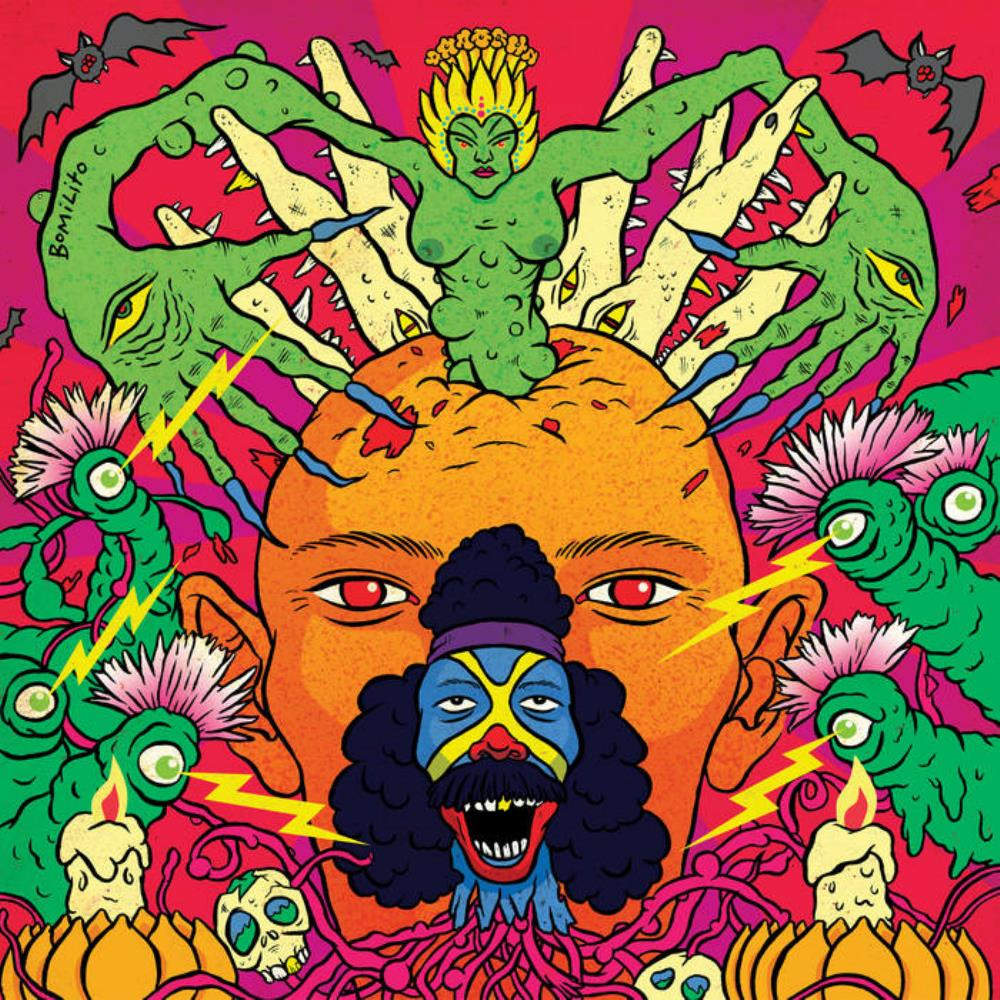 MO - The Demon by EARTHLING SOCIETY album cover