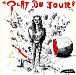 Plat Du Jour - Plat Du Jour CD (album) cover