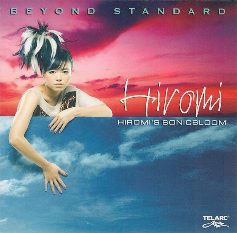 Hiromi's Sonicbloom: Beyond Standard by UEHARA, HIROMI album cover