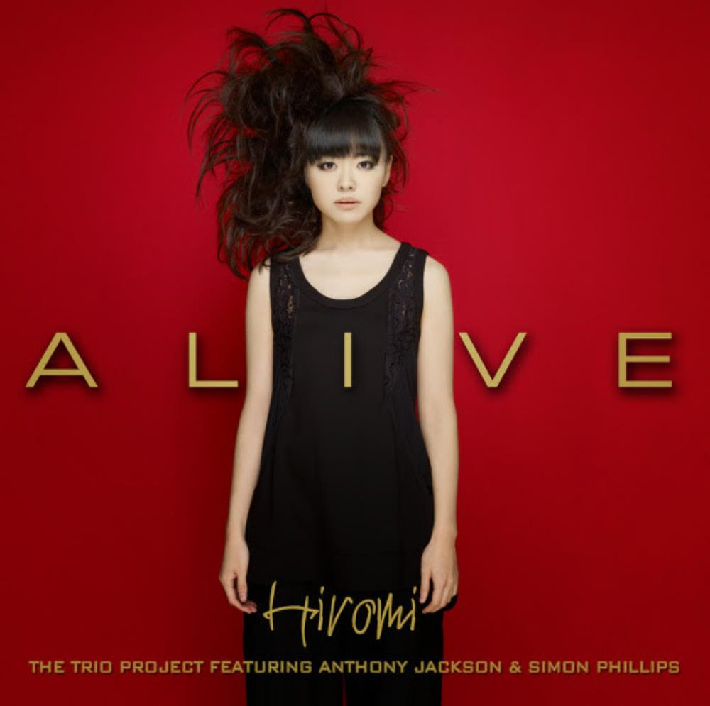The Trio Project: Alive by UEHARA, HIROMI album cover