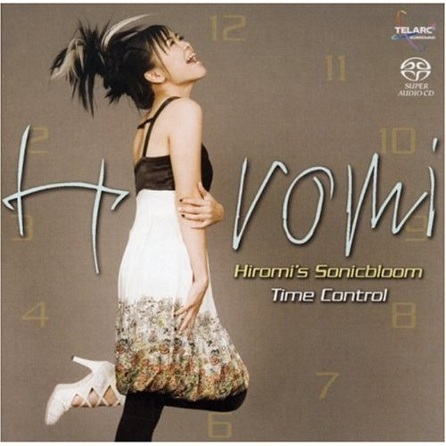 Time Control by UEHARA, HIROMI album cover