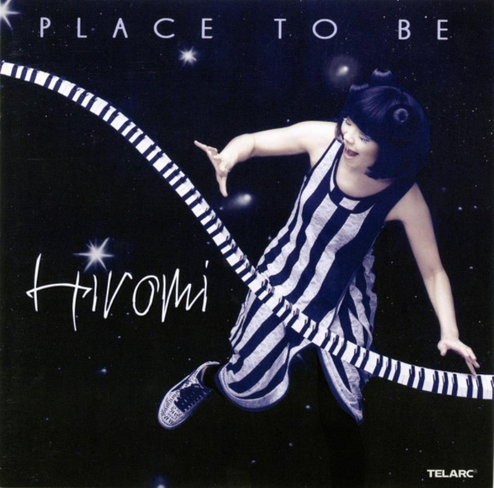Hiromi Uehara - Place To Be CD (album) cover