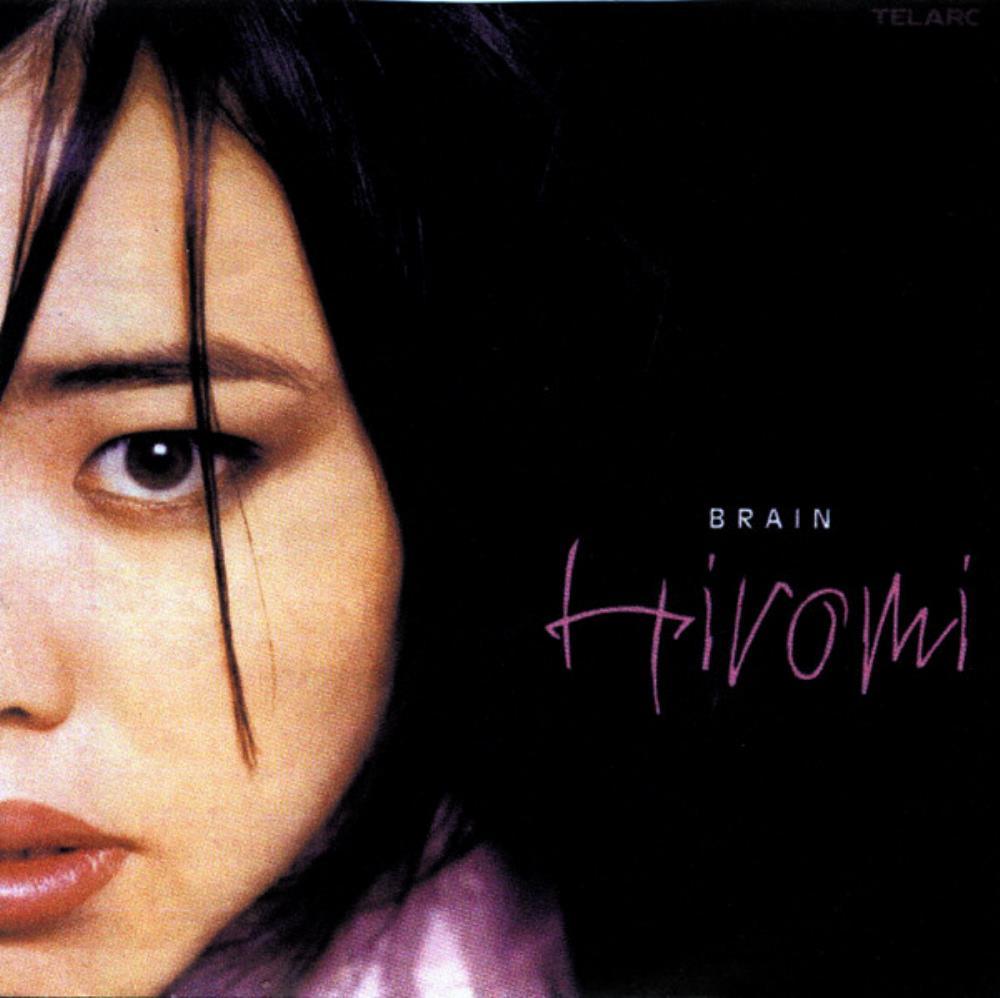 Brain by UEHARA, HIROMI album cover