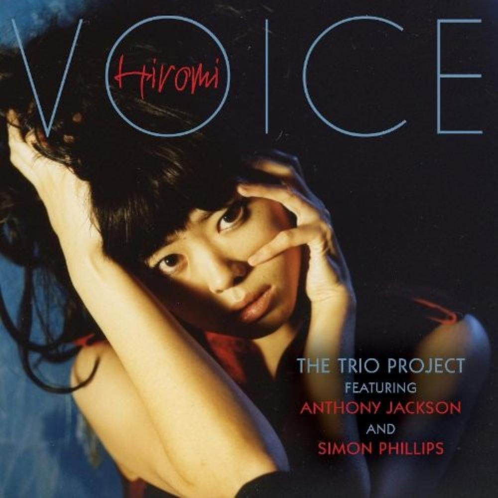 The Trio Project: Voice by UEHARA, HIROMI album cover