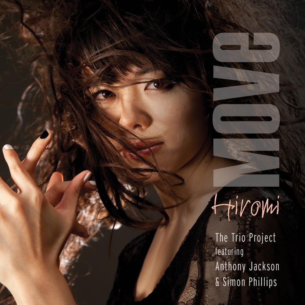 The Trio Project: Move by UEHARA, HIROMI album cover
