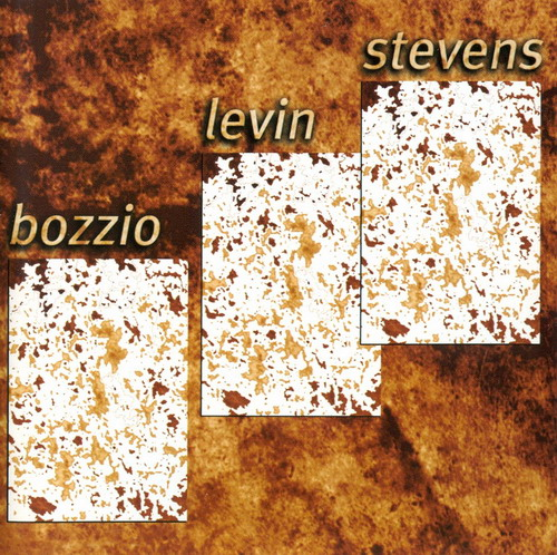 Bozzio Levin Stevens - Situation Dangerous  CD (album) cover