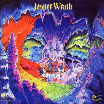 Jasper Wrath Jasper Wrath album cover