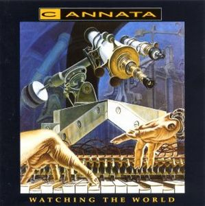 Watching the World by CANNATA album cover