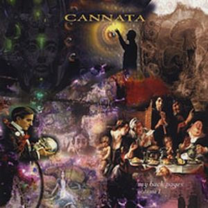 Cannata My Back Pages: Volume I album cover