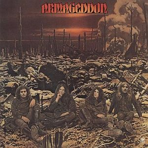 Armageddon - Armageddon CD (album) cover