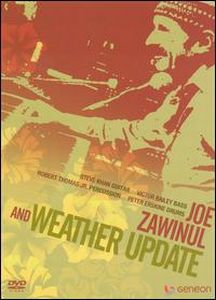 Joe Zawinul Weather Update album cover