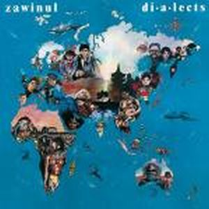 Joe Zawinul Di-a-lects album cover
