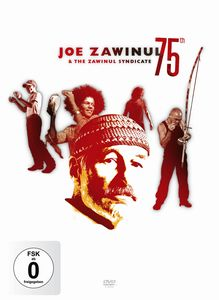 Joe Zawinul 75th album cover