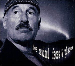 Joe Zawinul Faces And Places album cover