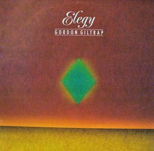 Gordon Giltrap Elegy album cover