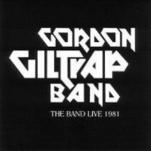 Gordon Giltrap - The Gordon Giltrap Band Live 1981 CD (album) cover