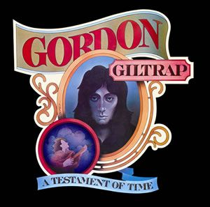 Gordon Giltrap A Testament Of Time album cover