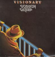 Gordon Giltrap - Visionary CD (album) cover