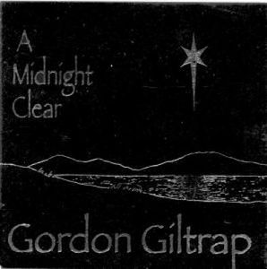 Gordon Giltrap A midnight clear album cover
