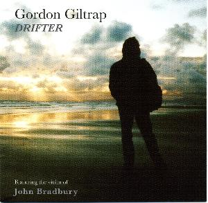 Gordon Giltrap - Drifter CD (album) cover