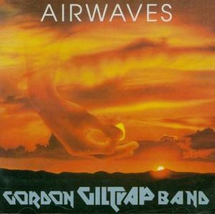 Gordon Giltrap Airwaves album cover