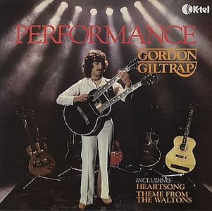 Gordon Giltrap Performance album cover