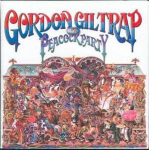 Gordon Giltrap - The Peacock Party CD (album) cover