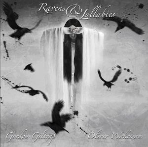 Gordon Giltrap - Ravens & Lullabies (Gordon Giltrap & Oliver Wakeman) CD (album) cover
