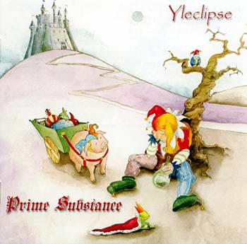 Yleclipse - Prime Substance CD (album) cover