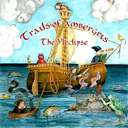 Yleclipse - Trails Of Ambergris CD (album) cover