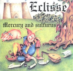 Mercury and Sufurus by YLECLIPSE album cover