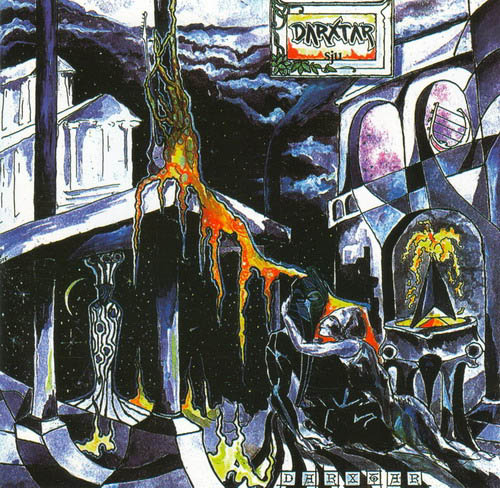 SJU by DARXTAR album cover