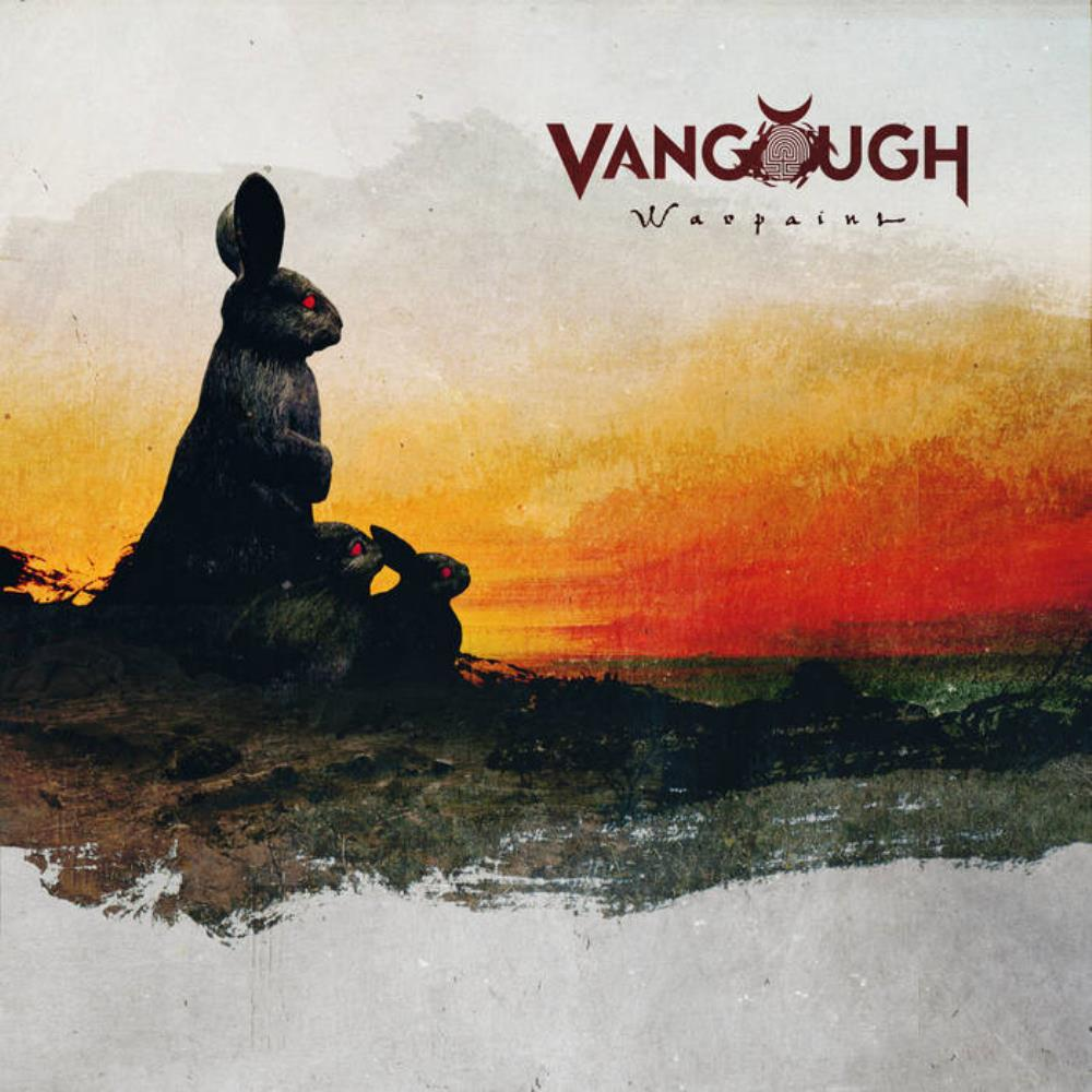 Warpaint by VANGOUGH album cover