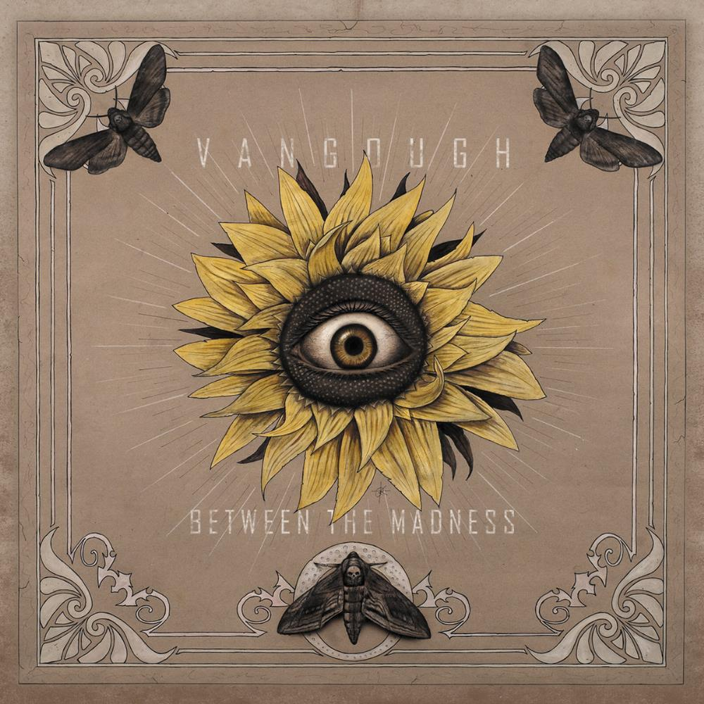Vangough Between The Madness album cover