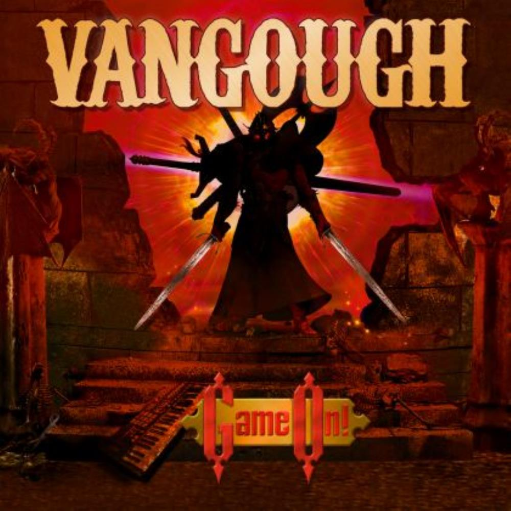Vangough Game On! album cover