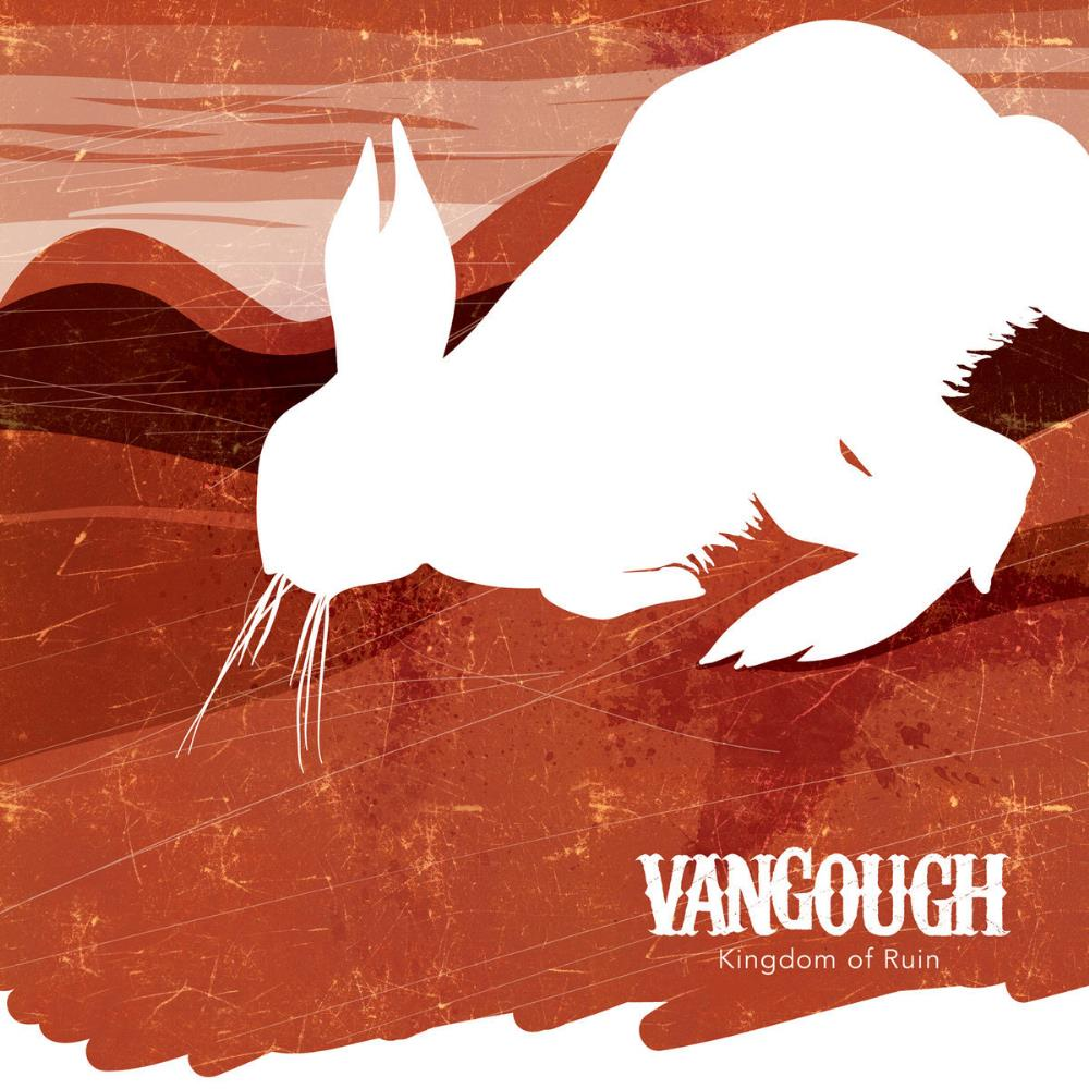 Vangough - Kingdom Of Ruin CD (album) cover