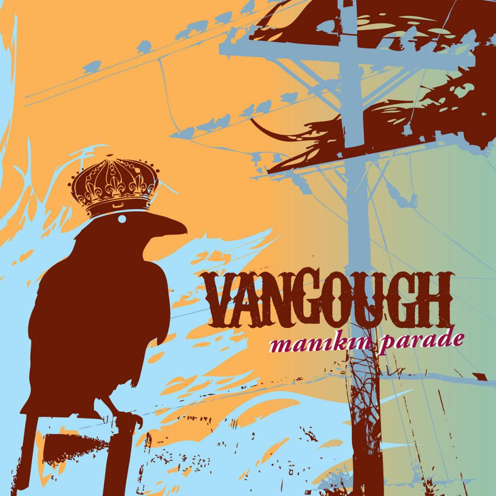 Vangough - Manikin Parade CD (album) cover