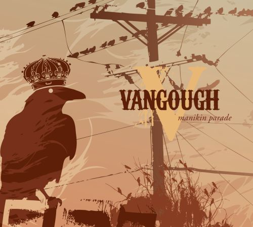 Vangough Manikin Parade album cover