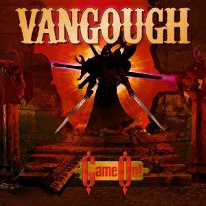 Vangough - Game On! CD (album) cover
