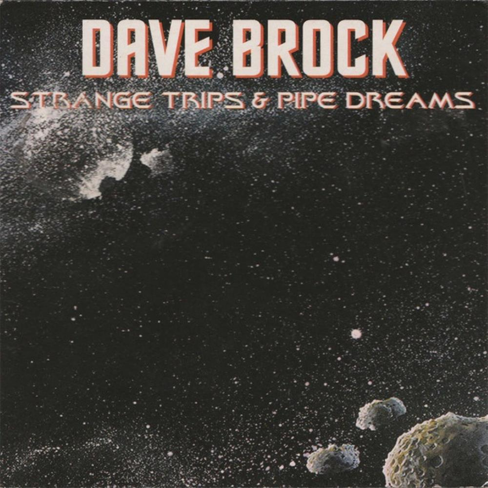 Strange Trips & Pipe Dreams by BROCK, DAVE album cover