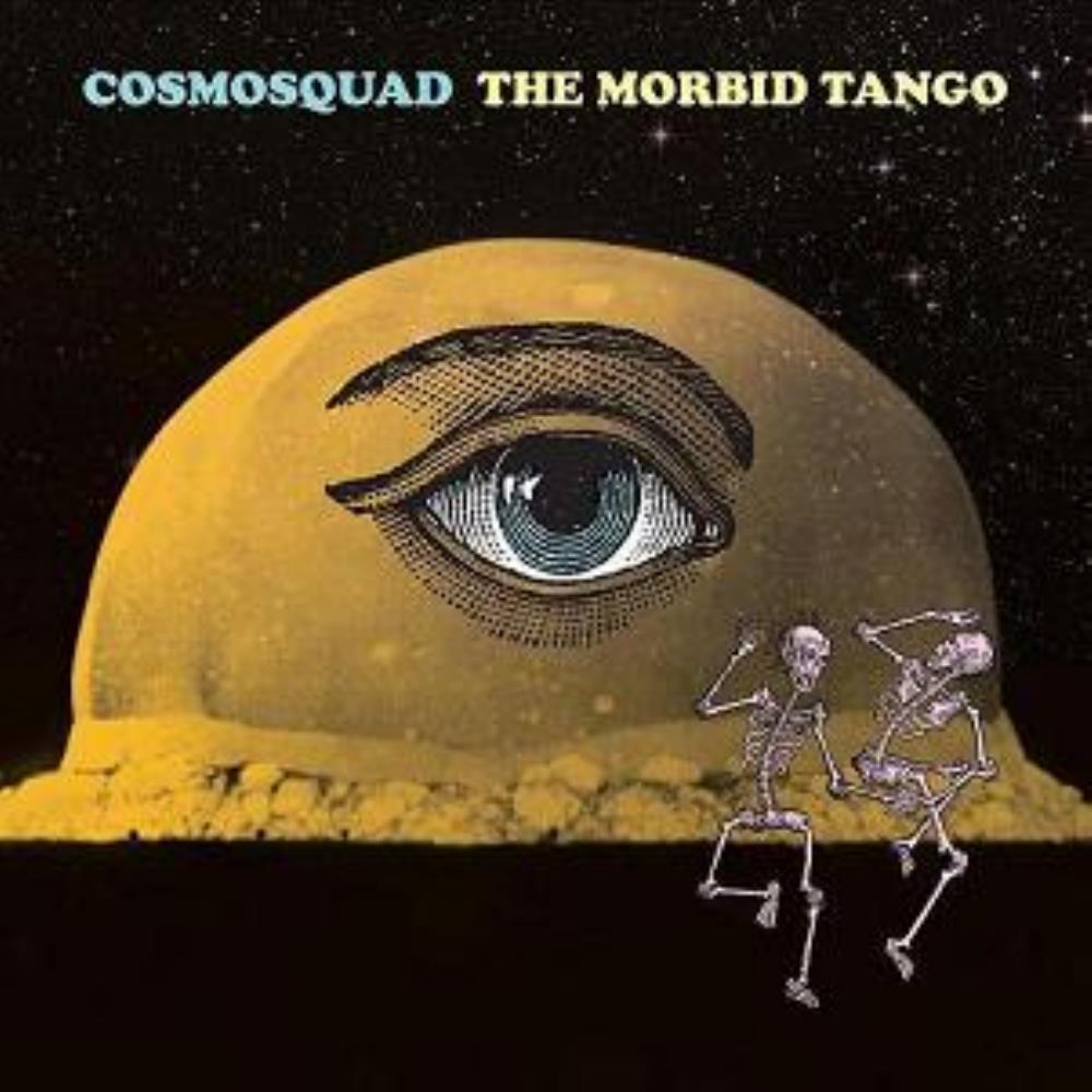 The Morbid Tango by COSMOSQUAD album cover