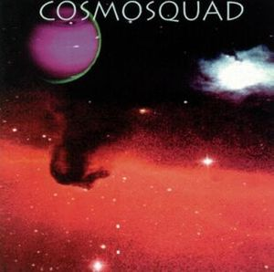 Cosmosquad - Cosmosquad CD (album) cover