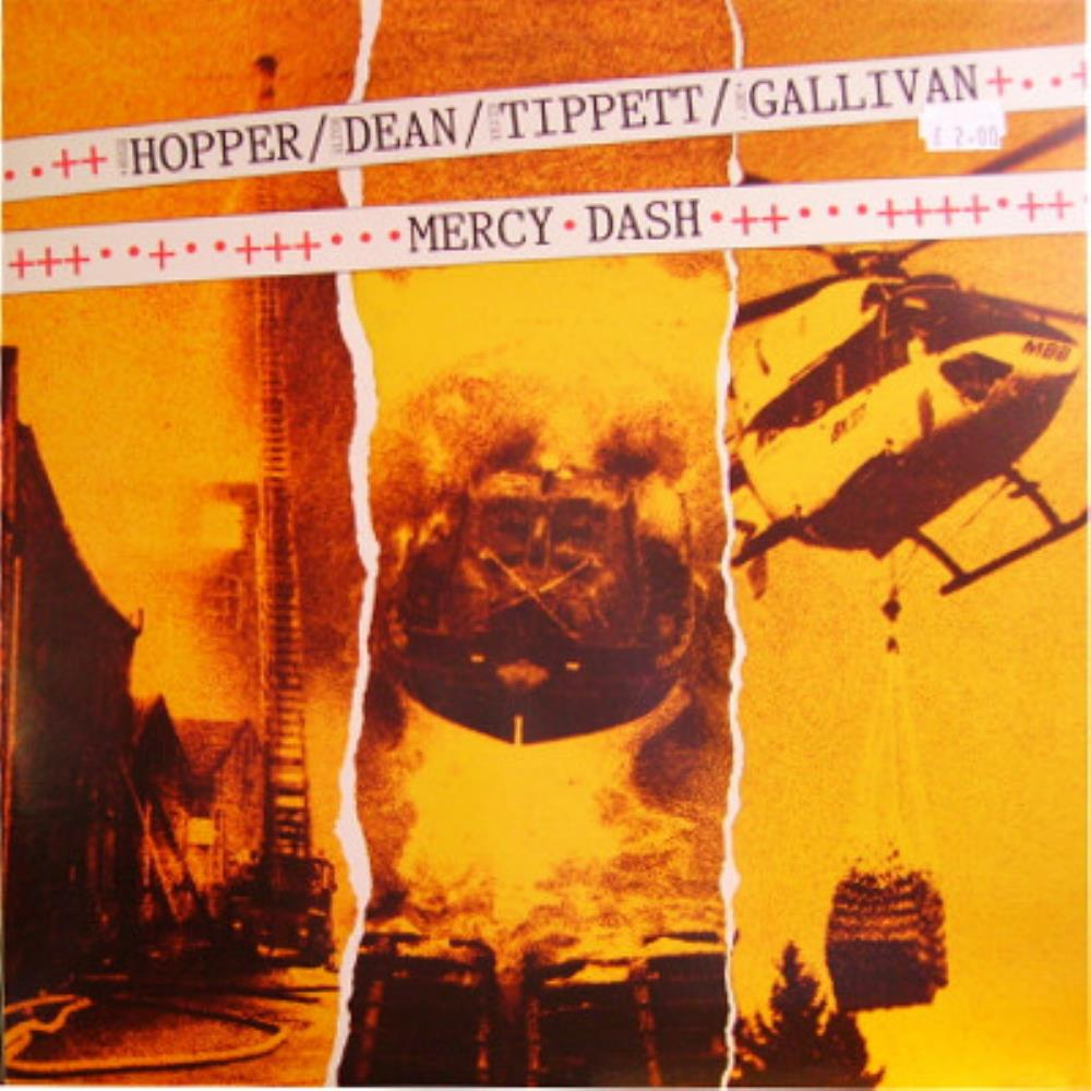 Mercy Dash by HOPPER - DEAN - TIPPETT - GALLIVAN album cover