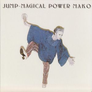 Magical Power Mako - Jump CD (album) cover