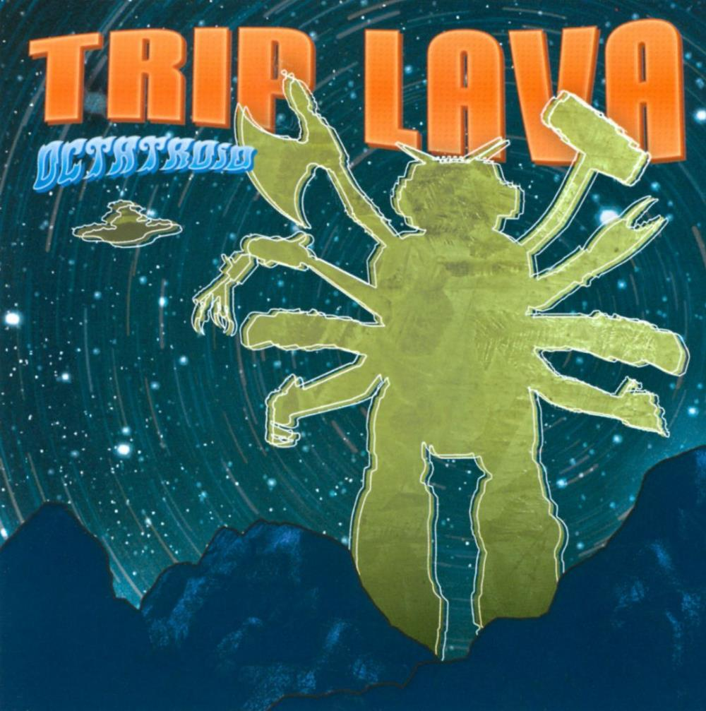 Octatroid by TRIP LAVA album cover