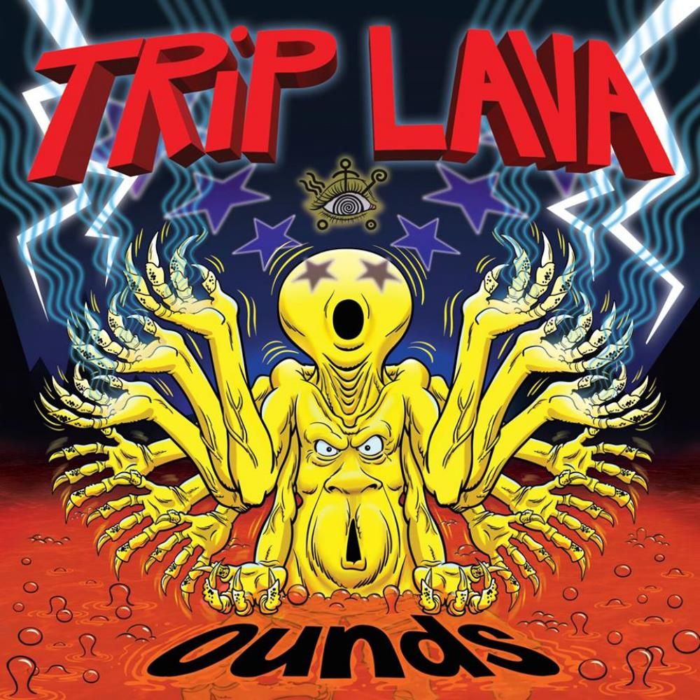 Ounds by TRIP LAVA album cover