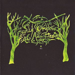Six Organs Of Admittance RTZ album cover