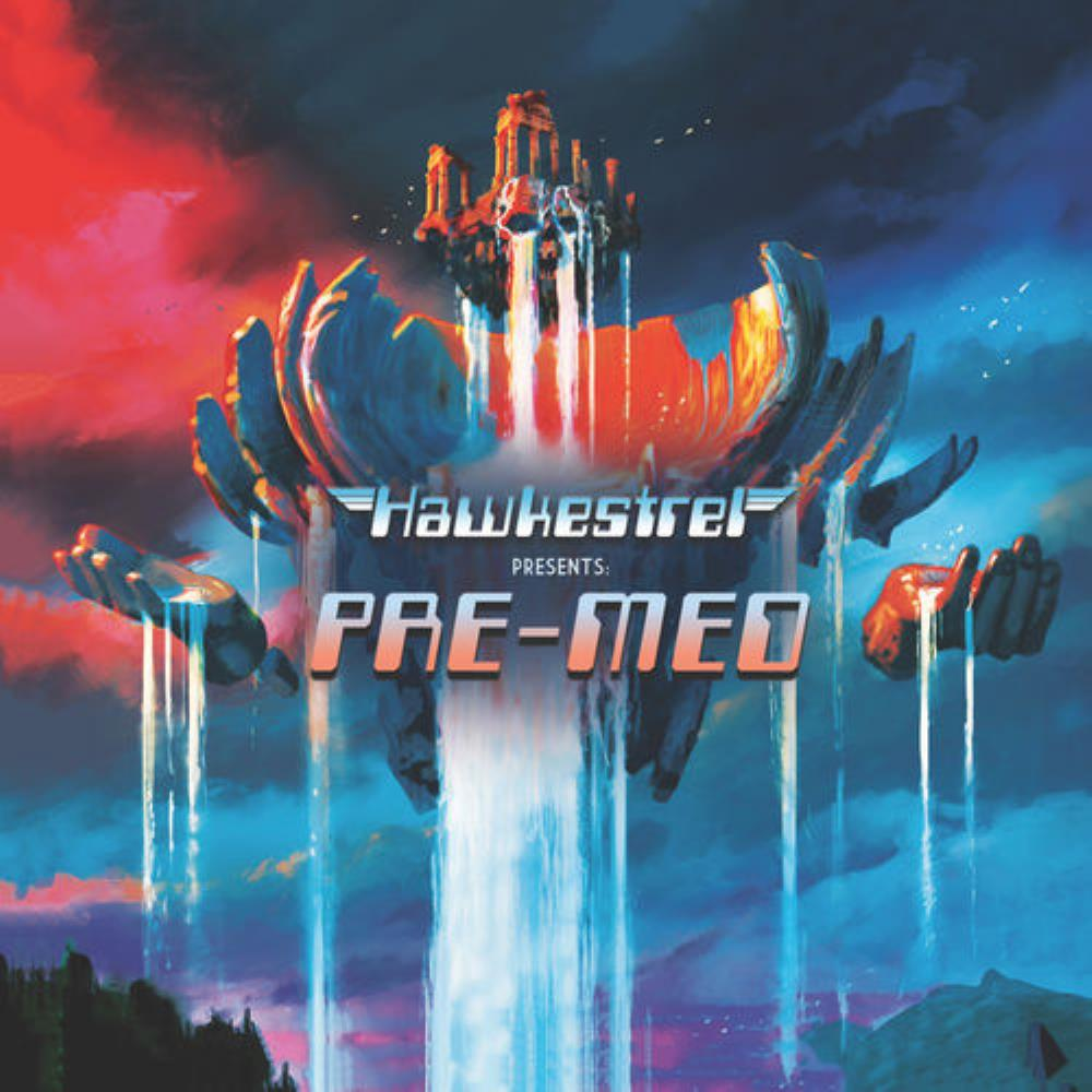 Hawkestrel: Presents Pre-Med by DAVEY, ALAN album cover