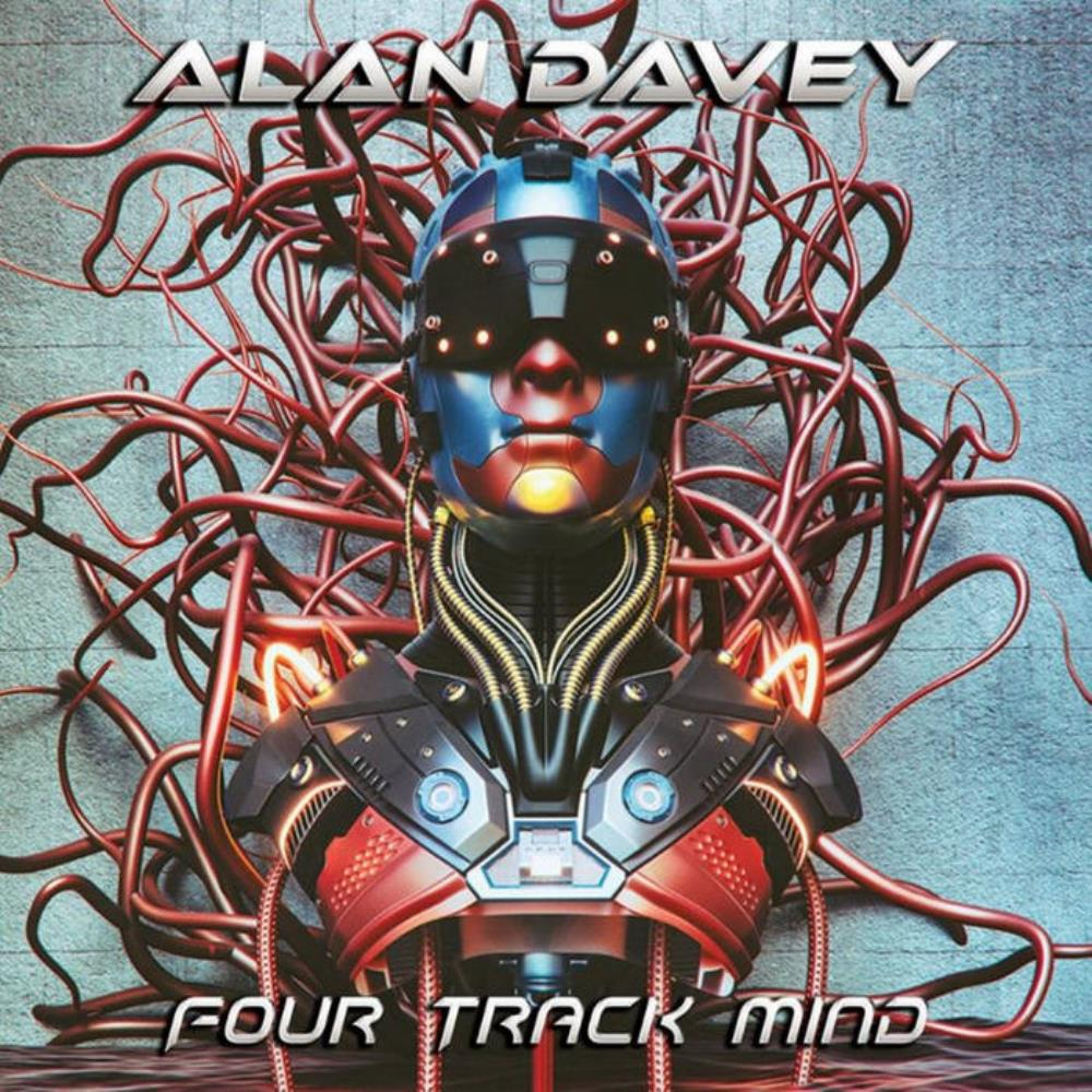 Four Track Mind by DAVEY, ALAN album cover